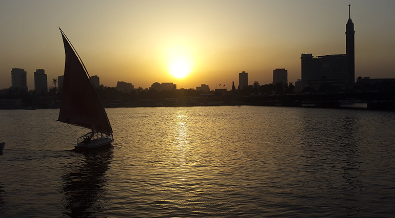 Wonder of the Nile